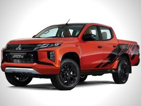 Mitsubishi Strada Athlete 2020 is now available in the Philippines