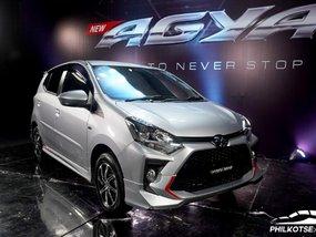 2020 Toyota Wigo facelift debuts in Indonesia's Agya