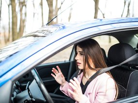 How to get over fear of driving and getting behind the wheel