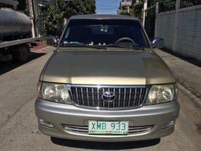 Sell Golden 2004 Toyota Revo in Malabon