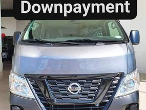 LOW DOWNPAYMENT NISSAN NV350 URVAN 2020