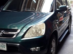 Sell Green 2003 Honda Cr-V in Santol