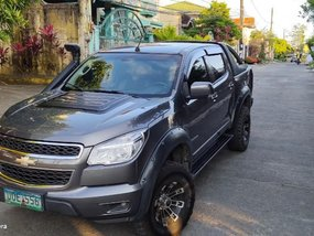 Selling Grey Chevrolet Colorado 2013 in Pasay