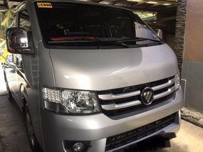 Sell 2019 Grey Foton view Transvan in Cainta