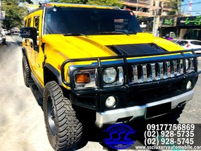 Hummer H2 2004 Top Condition