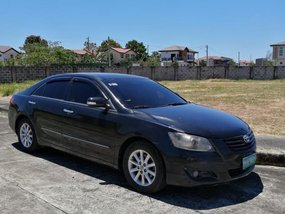 Sell PurpleBlack 2007 Toyota Camry in Bacoor