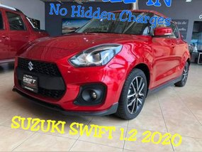 Selling Red Suzuki Swift 2020 in Manila