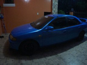 Sell Blue 1996 Bmw 323 Sedan in Lipa