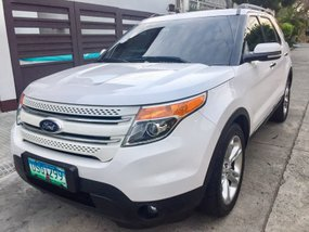 2013 Ford Explorer 2.0L Ecoboost AT