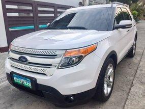 2013 Ford Explorer 2.0L Ecoboost AT