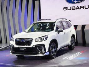 2020 Subaru Forester GT debuts as a snazzy-looking crossover at P2.2M