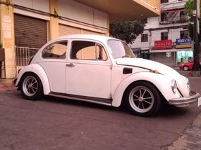 1968 Volkswagen Beetle lowered in Rizal