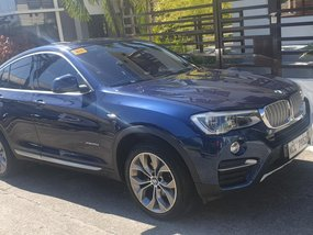 2016 BMW X4 Diesel 2.0L Brilla Shine Coating