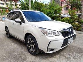 Sell White 2014 Subaru Forester in Manila