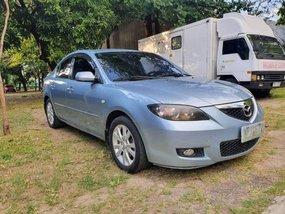 Blue Mazda 3 2009 for sale in Marikina