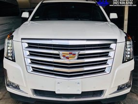 BRAND NEW Cadillac Escalade ESV Platinum Long Wheel Base 2019