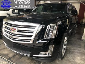 BRAND NEW 2020 Cadillac Escalade ESV Platinum Long Wheel Base