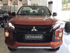 New 2020 Mitsubishi Strada Athlete