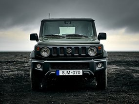Would you be willing to buy a 5-door Suzuki Jimny?