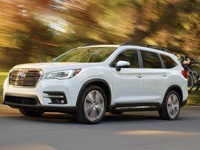 Why Subaru Philippines uses Evoltis instead of Ascent for new 7-seater