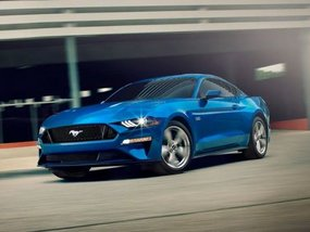 Ford Mustang is the undisputed best-selling sports coupe for 5 years now