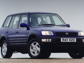 How the Toyota RAV4 has changed since 1994