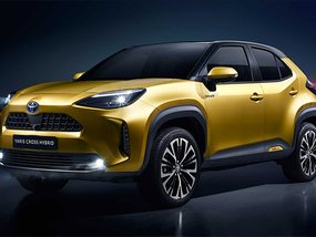 2021 Toyota Yaris Cross unveiled with AWD, hybrid to stir B-segment