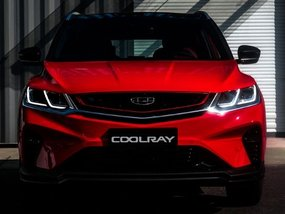 Here's why Geely Coolray looks as cool as it is today