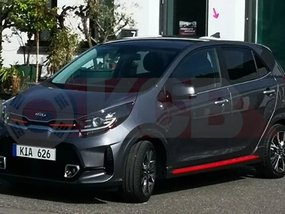 Leaked: Kia Picanto facelift shown before supposed launch this year