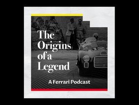 Ferrari launches new podcast series (if you don't have better things do right now)