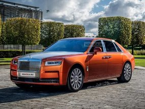 New Rolls-Royce Ghost is on the horizon, and it could look like this