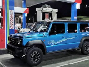 5-Door Suzuki Jimny to be called Gypsy and it might look like this