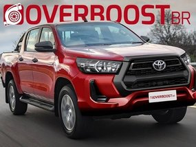 New 2021 Toyota Hilux renderings preview facelifted truck in the metal
