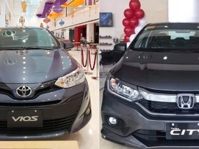 Which is more fuel-efficient, Toyota Vios or Honda City?