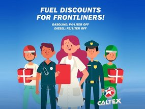 Caltex Philippines offers discounted fuel price until May 15