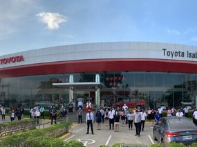 Toyota Philippines' post-COVID-19 transactions can all be done at home