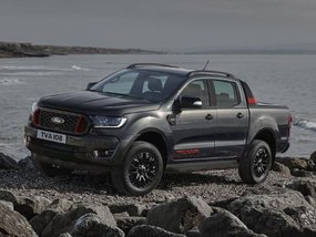 Ford Ranger Thunder is the limited, sinister-looking truck we want