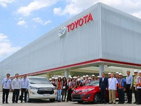 Toyota PH wants you to buy your own car with flexible promos, free PMS