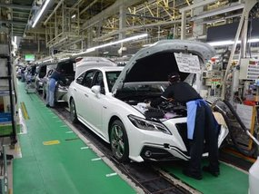 Japanese car brands are in trouble as exports hit a 10-year low