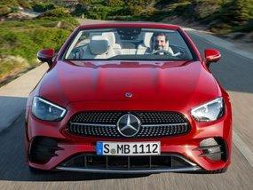 Mercedes-Benz debuts 2021 E-Class Coupe, Cabriolet, AMG E53 facelift