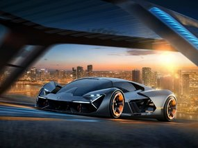 Lamborghini is saving the planet apart from making supercars