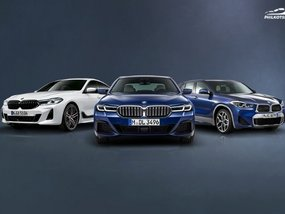 BMW launches 3 cars online, including new electrified 2021 5 Series