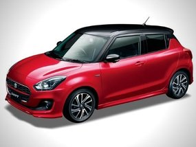 2020 Suzuki Swift updates are so minor, you need to read this to see them