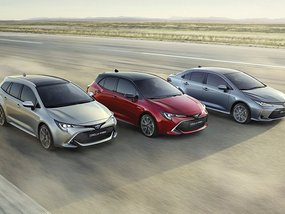 How the Toyota Corolla has evolved since 1966