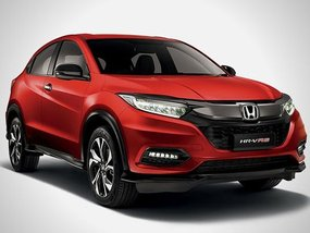 Fancy a brown-leather interior for the Honda HR-V RS? It's possible