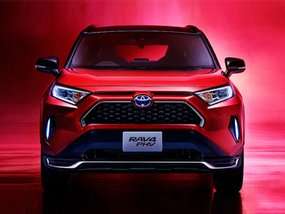 2021 RAV4 PHEV can do Manila-Baguio (and back) four times in one charge
