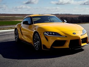 It's possible to finance your Toyota Supra with 0% interest this June