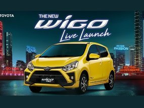 2020 Toyota Wigo facelift set for online debut plus live band performance