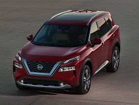 2021 Nissan X-Trail debuts with more power, roguishly handsome looks