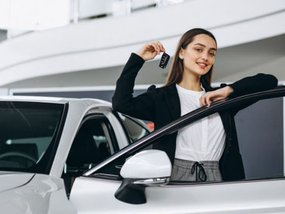 What are the first things I need to do after getting a car?